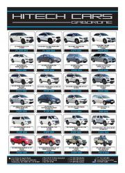 HITECH CARS-MONTH END SPECIALS-GABORONE-VALID TILL WHILE STOCK