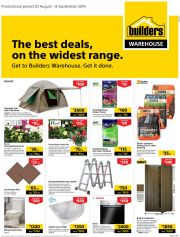 THE BEST DEALS, ON THE WIDEST RANGE.