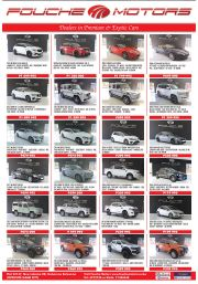 FOUCHE MOTORS-DEALERS IN PREMIUM & EXOTIC CARS-GABORONE-UNTIL WHILE STOCK LASTS
