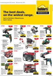 THE BEST DEALS ON THE WIDEST RANGE