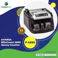 Avanasa Money Counter at CompuCare