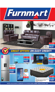 GREAT OFFERS ON EASY CREDIT