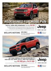 MOLAPO MOTORS-REDESIGN FOR MORE FUN-VALID TILL WHILE STOCK LASTS