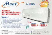 MONT CATERING-NEW ARRIVALS-GABORONE-VALID TILL WHILE STOCK LASTS