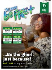 BTC-BE FREE +-COUNTRY WIDE-VALID TILL WHILE STOCK LASTS