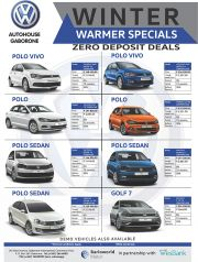 AUTO HOUSE-WINTER WARMER SPECIALS-GABORONE-VALID TILL WHILE STOCKCK LASTS