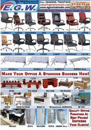 MAKE YOUR OFFICE A STUNNING SUCCESS NOW