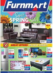 FURNMART - SUPER SPRING SALE!