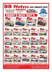 BB MOTORS-TODAYS BEST BUYS-GABORONE-VALID TILL WHILE STOCK LAST