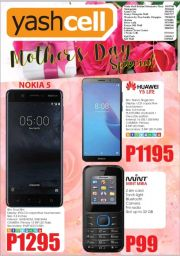 YASH CELL-MOTHERS DAY-VALID TILL WHILE STOCK LAST