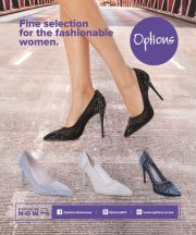 OPTIONS-FINE SELECTION FOR FASHIONABLE WOMEN-VALID TILL WHILE STOCK LASTS