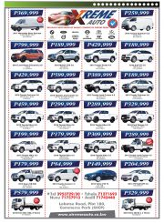 XTREME AUTO-WE HAVE A WIDE QUALITY OF VEHICLES TO CHOOSE FROM-GABORONE-VALID TILL WHILE STOCK LASTS