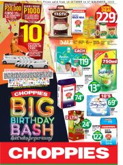 BIG BIRTHDAY BASH - GREAT VALUE FOR YOUR MONEY